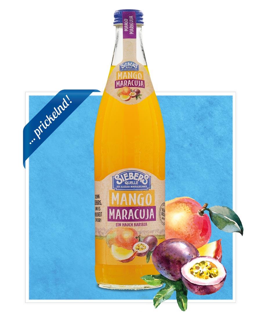 siebers Sortenbilder Flasche 2021 MangoMaracuja