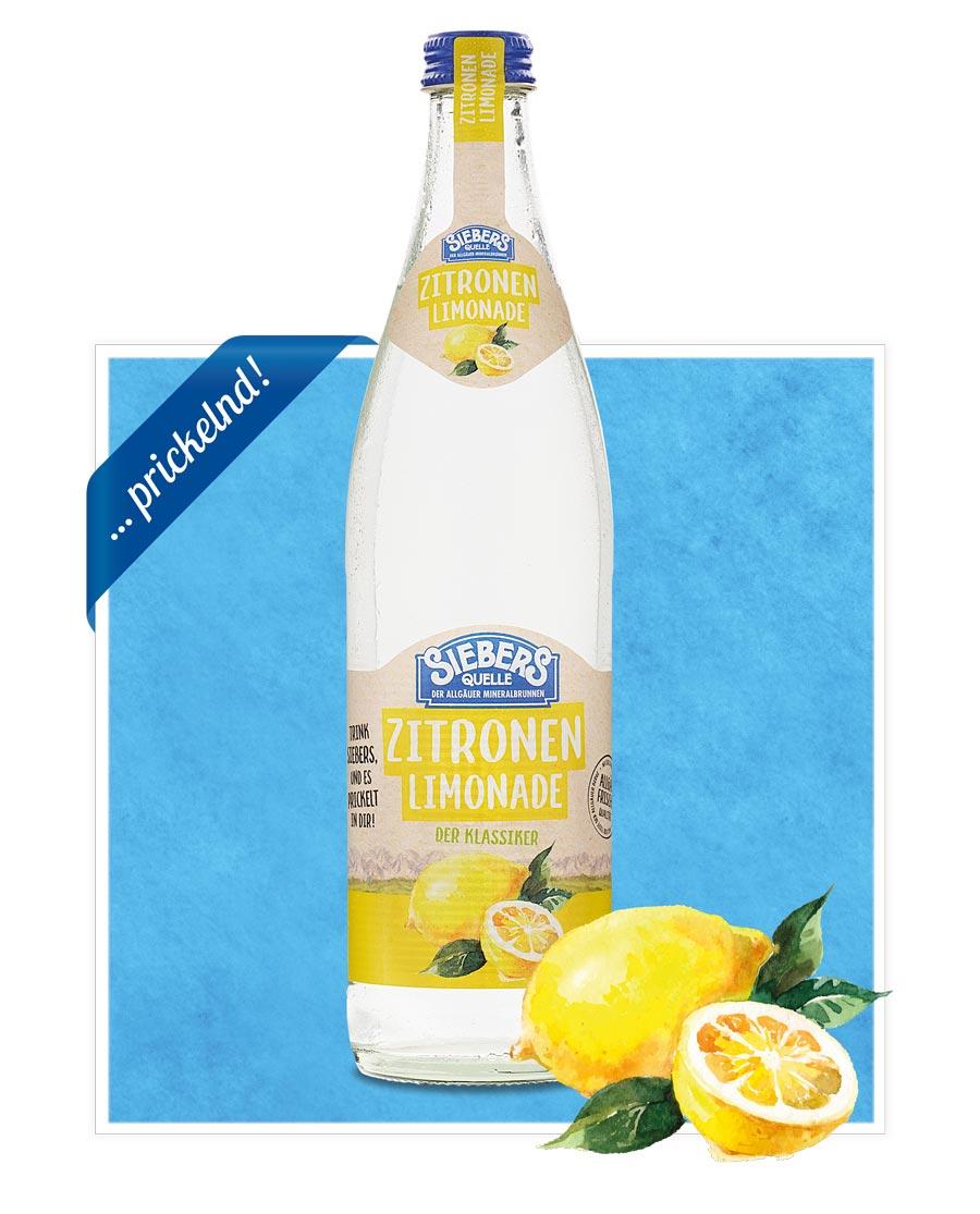 siebers Sortenbilder Flasche 2021 Zitrone